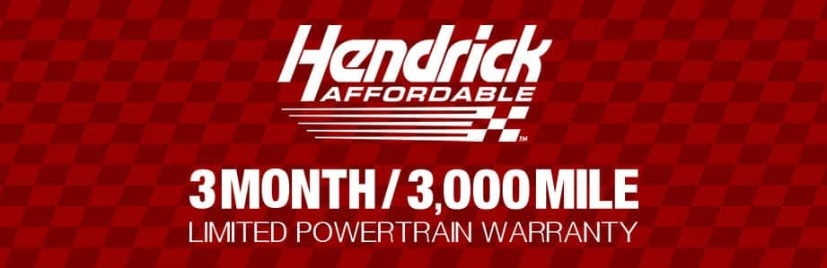 Hendrick Affordable limited warranty