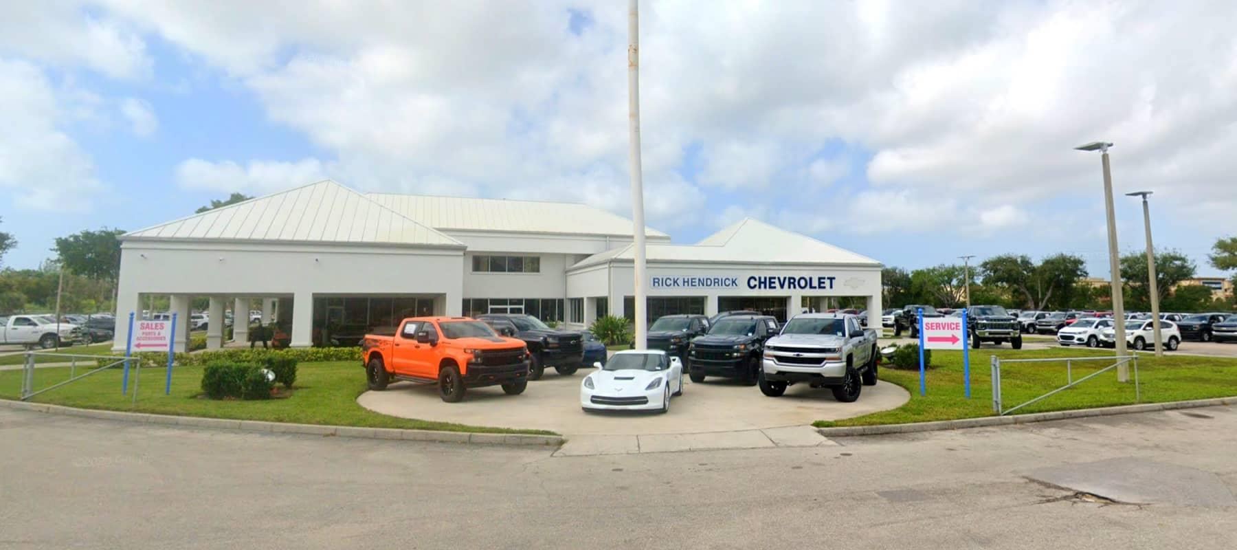 Rick Hendrick Chevrolet Naples