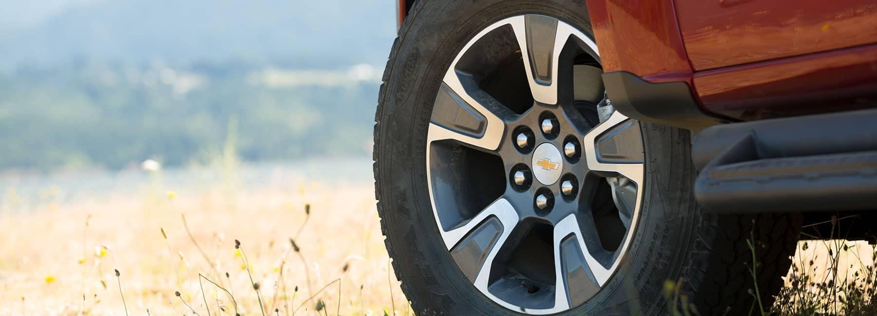 2019 Chevrolet wheel
