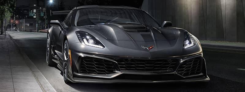 Corvette ZR101 exterior
