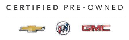 GM CPO logos