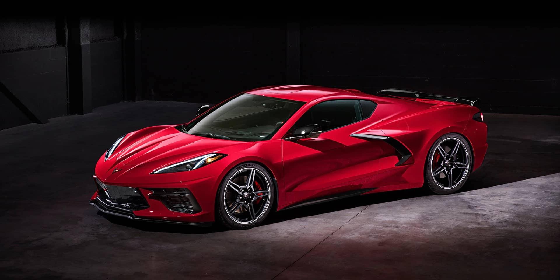 Corvette C8 Generation