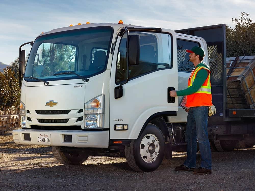 LCF Trucks