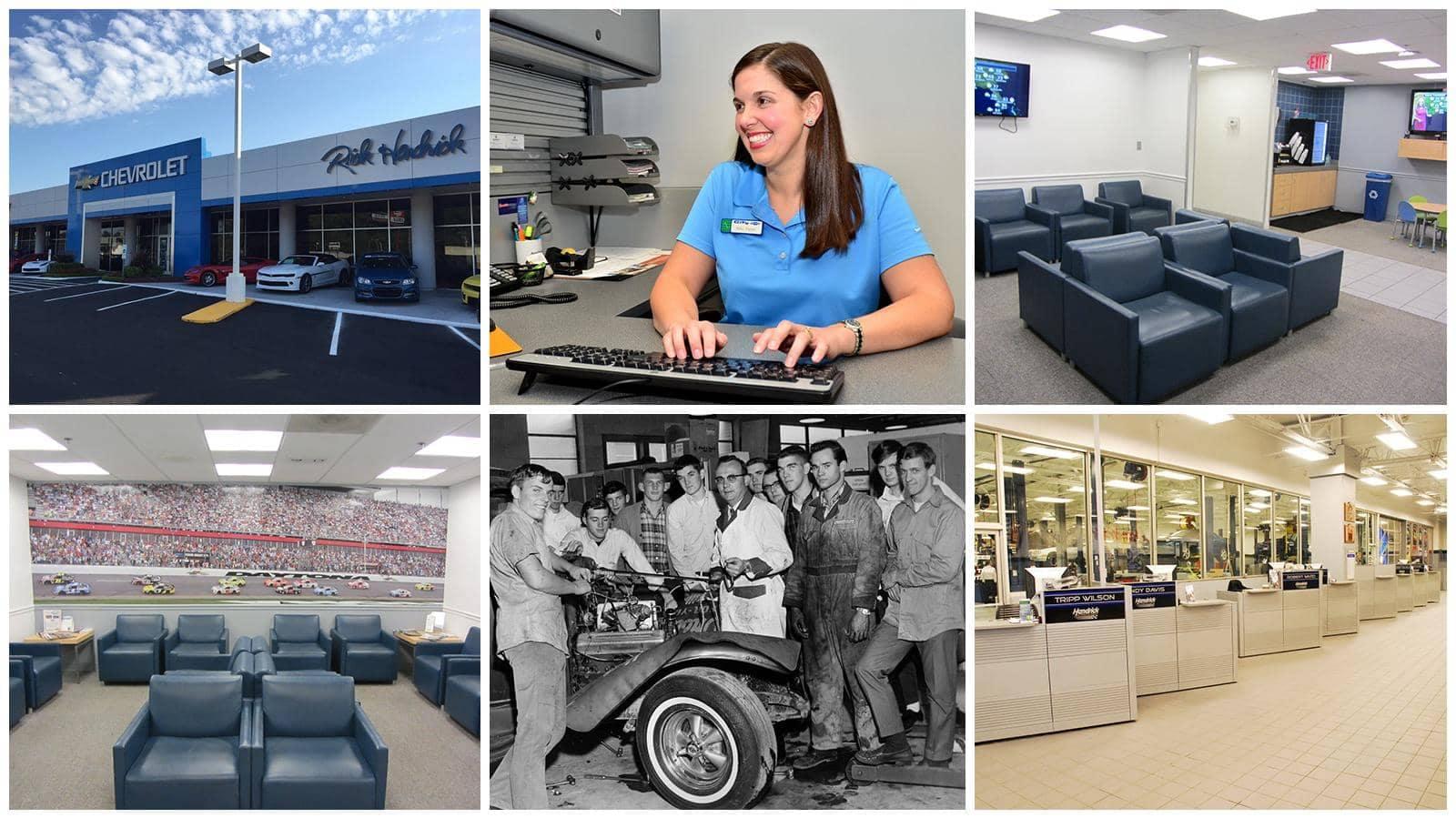 Service Center Photos