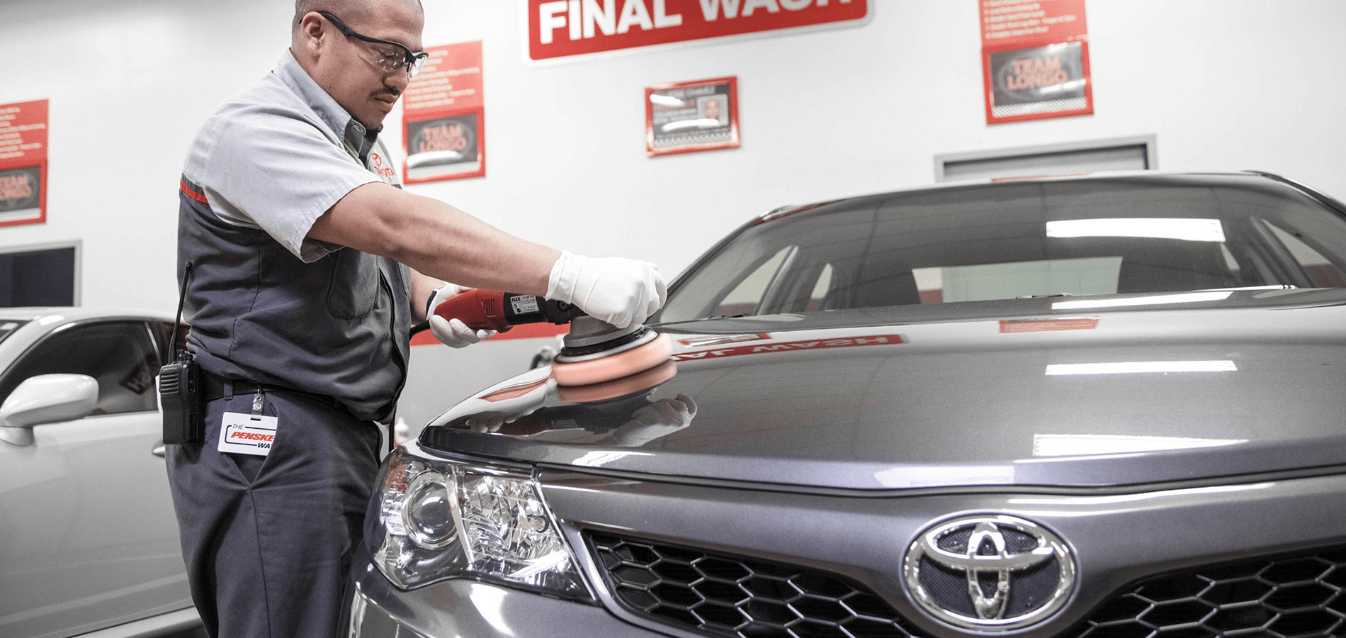 Toyota Auto Detailing