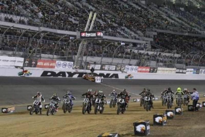 2019 flat track racing