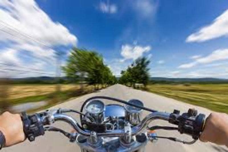 stress free motorcycle