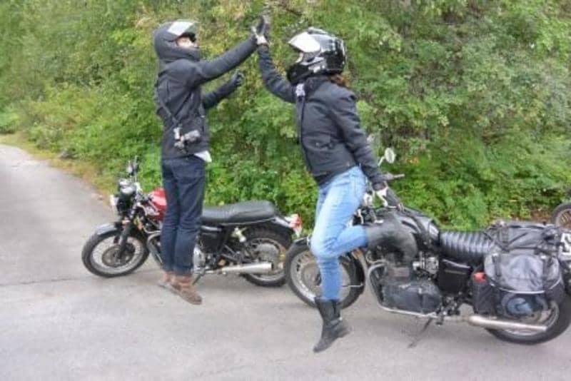 light motorcycle gear