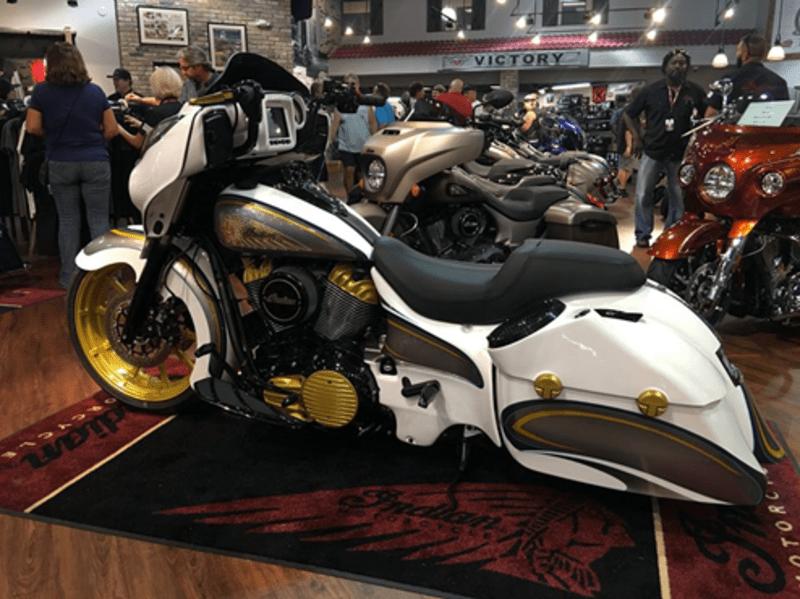 indian motorcycle custom