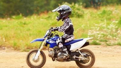 Yamaha TT R50