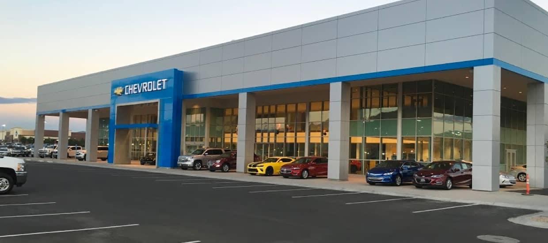 Riverton Chevrolet Chevrolet Dealer In South Jordan Ut