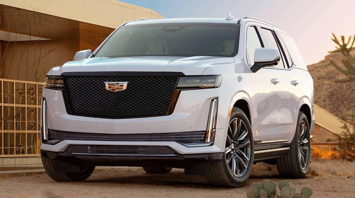 2021 Cadillac Escalade 2