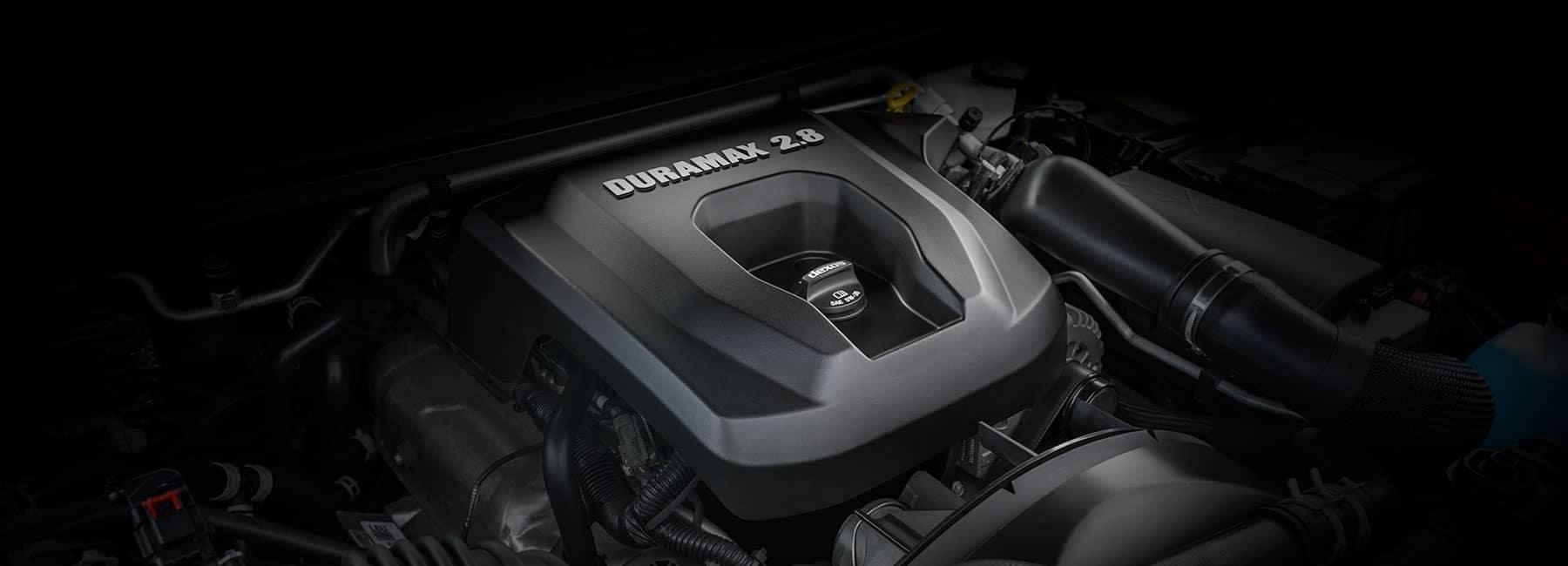 Chevrolet Duramax engine