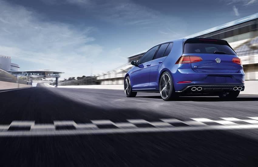 2019-GolfR-Raceway VW Volkwagen