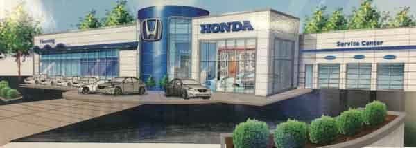 Rockingham Honda's New Facilities