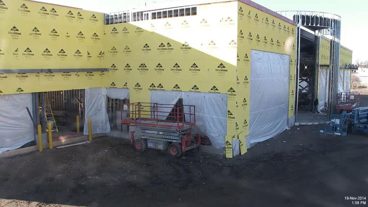 Week 23 of Construction