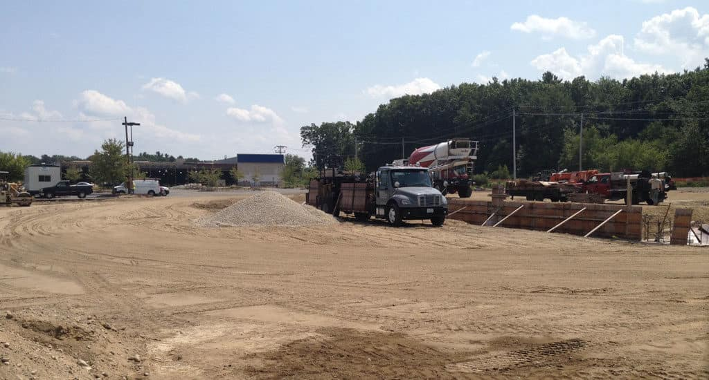 July 22, 2014  -  Week 6 of Construction