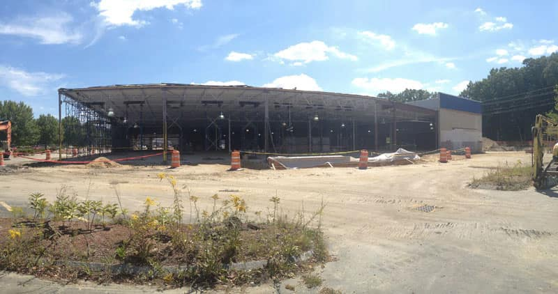 August 27, 2014  -  Week 11 of Construction