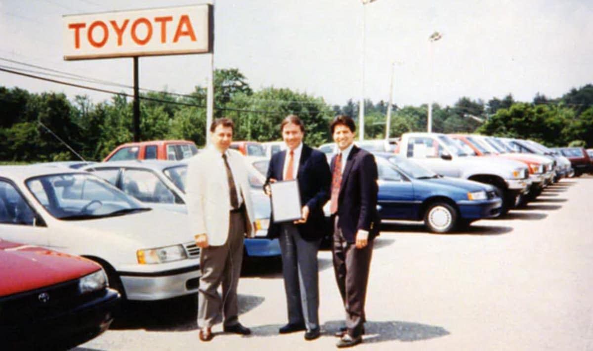 Toyota Dealers Nh >> Our History Rockingham Toyota Serving Rockingham Toyota