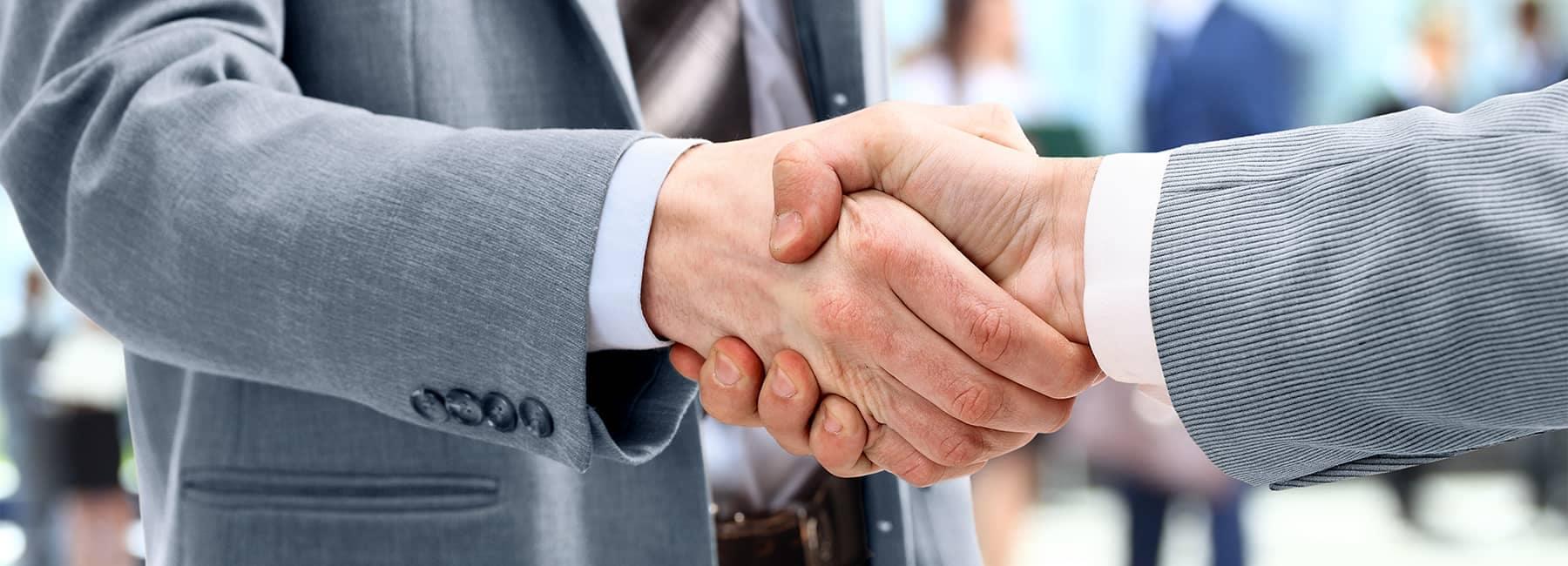 Businessmen Shaking HandsBusinessmen Shaking Hands