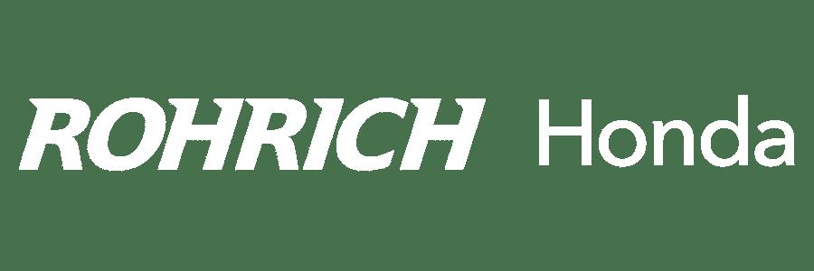 Rohrich Honda Logo