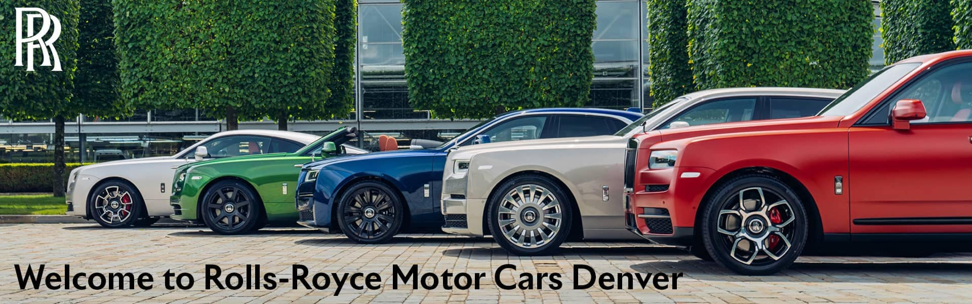 Welcome to Rolls-Royce Motor Cars Denver