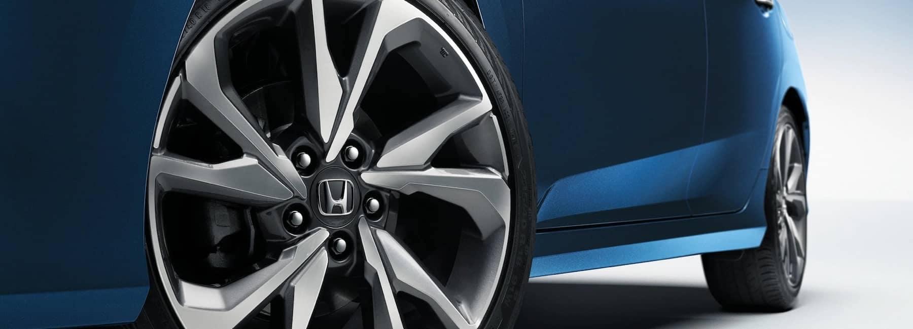 2019 Honda Civic wheel