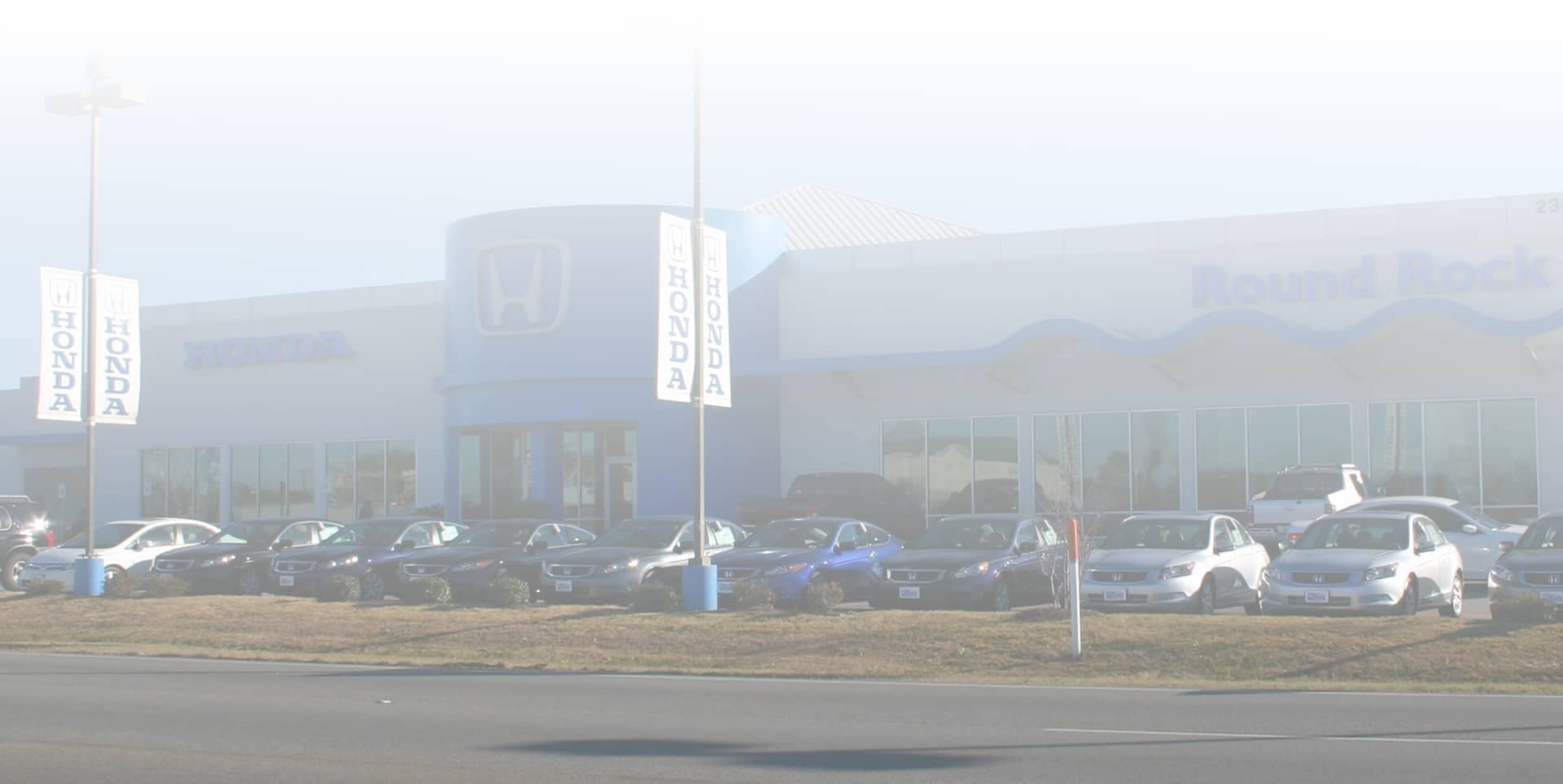 Round Rock Honda dealership photo