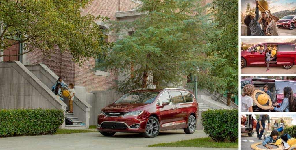 2018 Chrysler Pacifica Lease Deals NJ