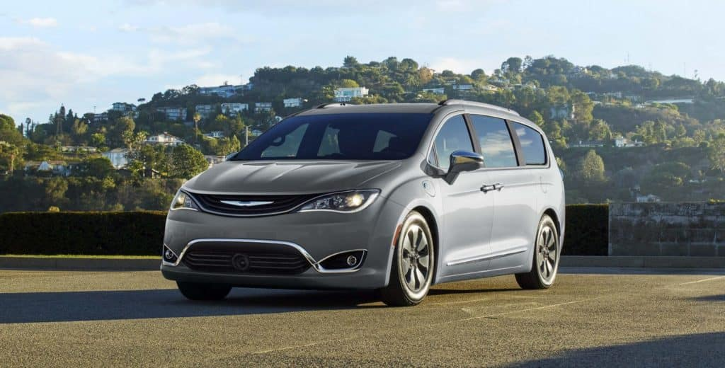 2018 Chrysler Pacifica Lease NJ