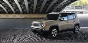 Jeep Renegade Middlesex County NJ