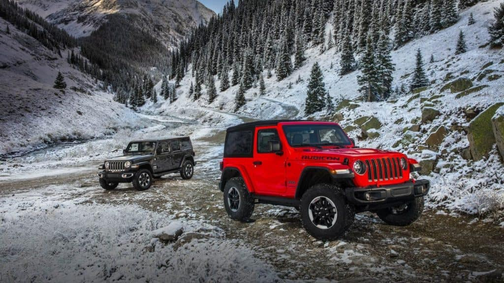 2018 Jeep Wrangler Lease NJ
