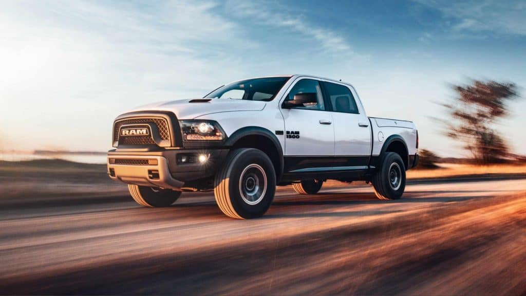2018 Ram 1500 Lease Deals NJ