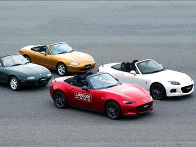 Mazda-Race