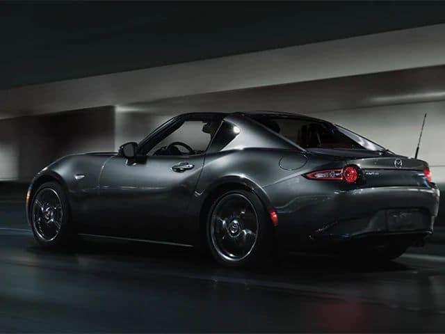 Silver-Mazda