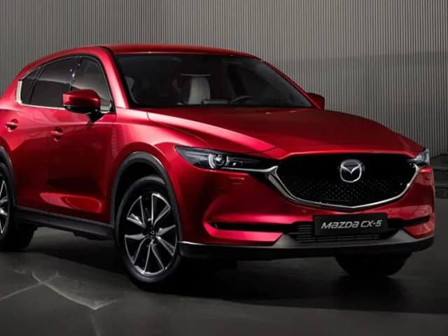 Red-Mazda