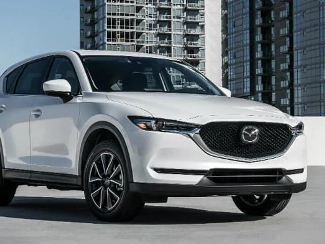 Get Your 2019 CX 5 At Rudolph Mazda This Fall!