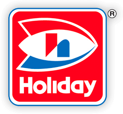 logo for Holiday