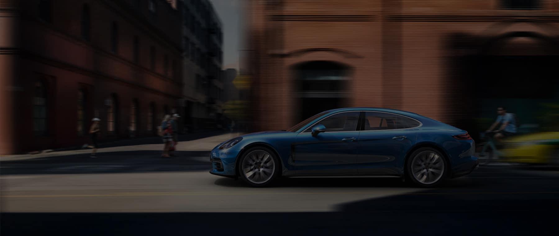 Rusnak/Westlake Porsche mobile