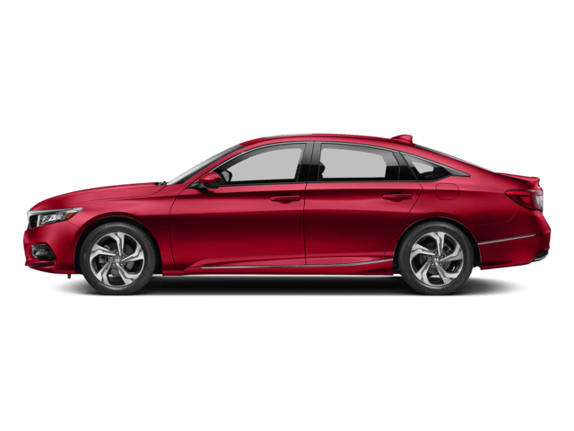 2018 Honda Accord Sedan - Sideview