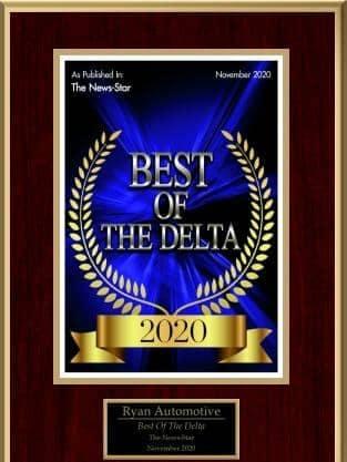Best of Delta award