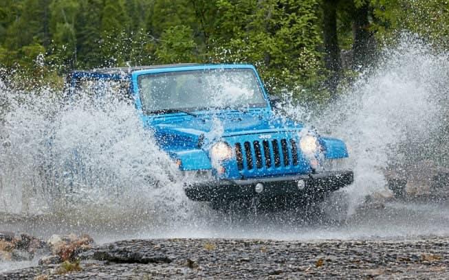 2016 Jeep Wrangler Unlimited near Richmond