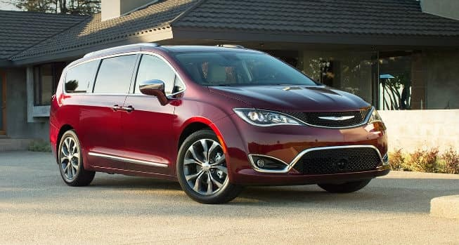 2017 Chrysler Pacifica in Fredericksburg