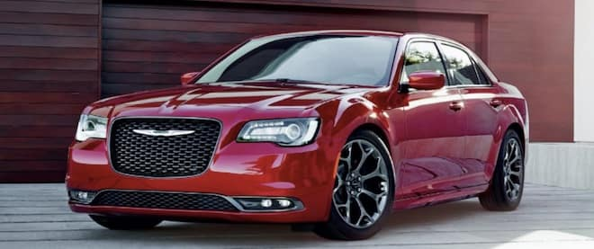 2018 Chrysler 300 near Richmond