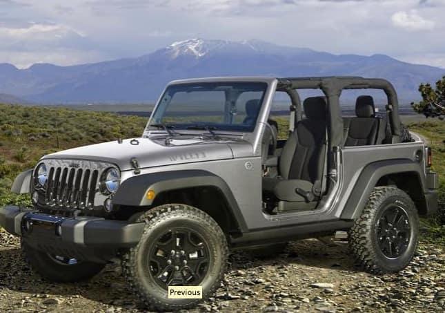 2015 Jeep Wrangler near Richmond