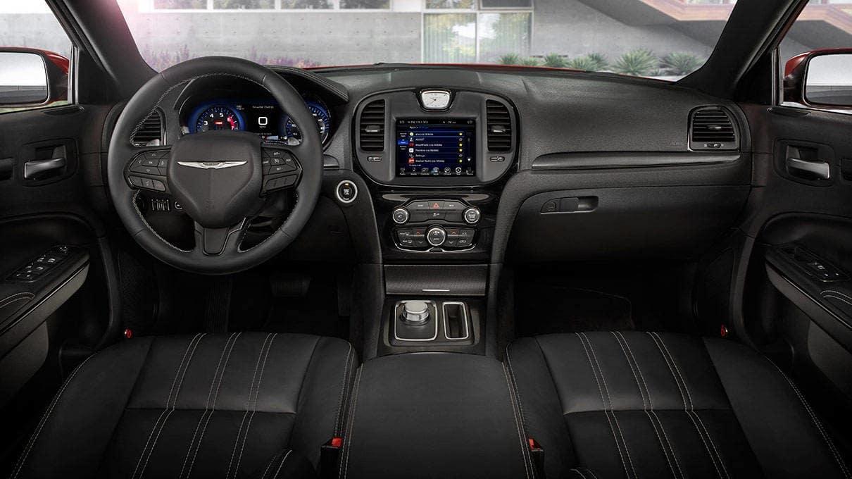 2016 Chrysler 300 Dashboard