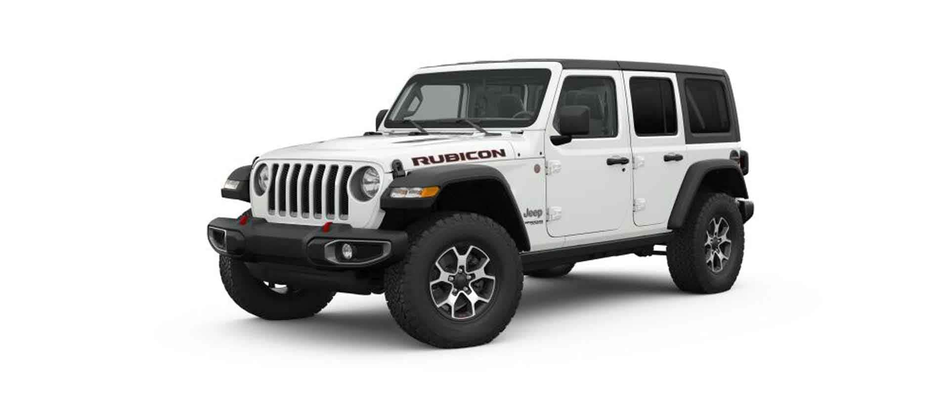 First Look Jeep Wrangler JL - Rubicon