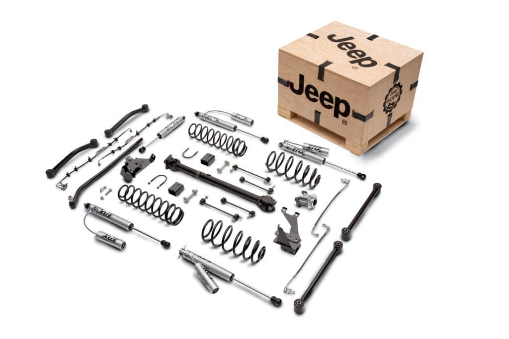 Mopar Jeep Lift Kits