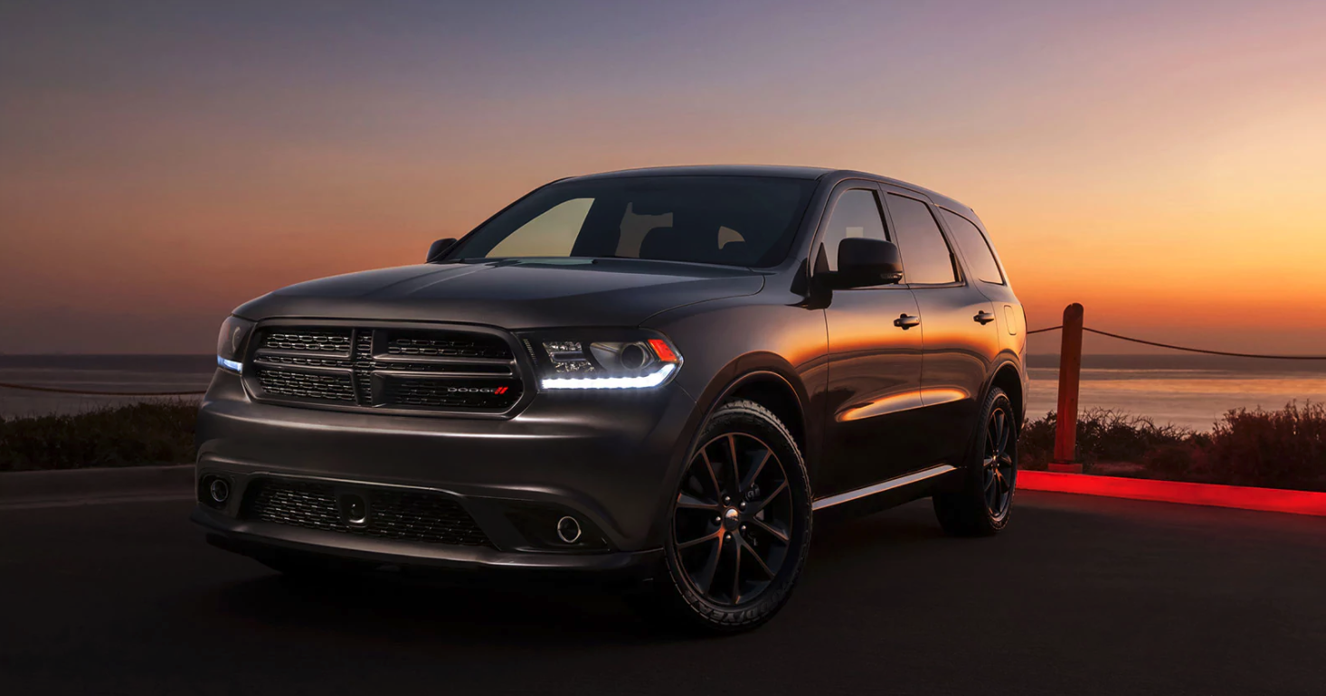 2015 Dodge Durango near King George