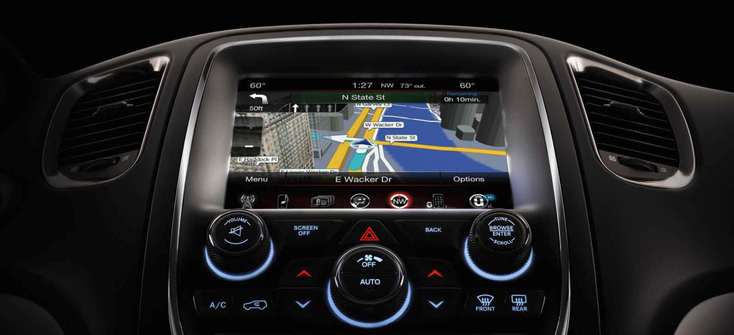 2015 Dodge Durango Technology near King George